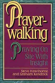 Steve Hawthorne provides helpful guidance on prayer walking in this book.