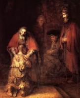 Rembrandt was a master at portraying biblical stories so we could see ourselves in them.